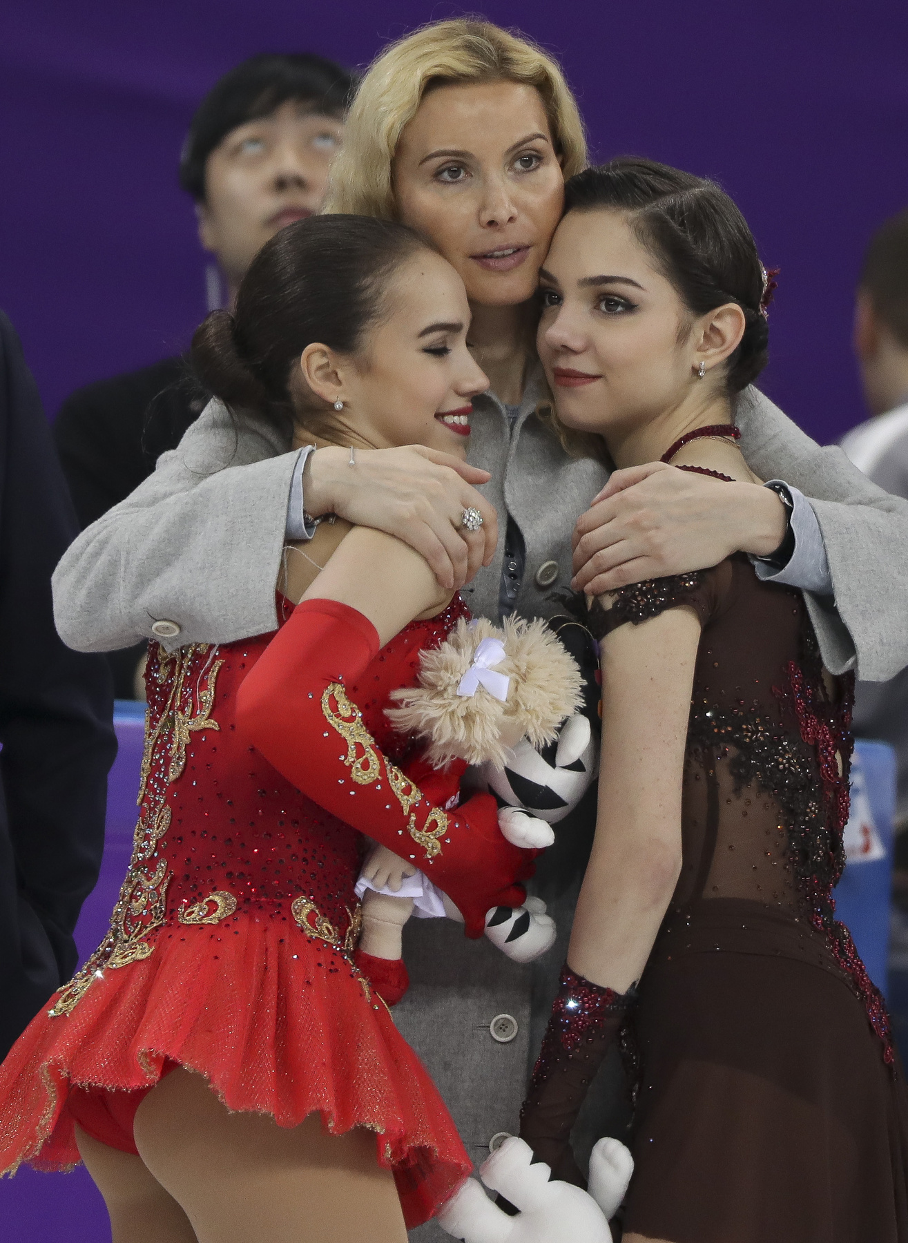 Arina and Dina Averiny-Russian artistic gymnasts, member of the Russian national team, multiple world champions (2017, 2018).